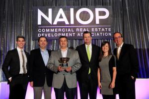 Naoip research triangle award