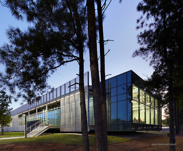The Wake Technical Community College project won the Honor award