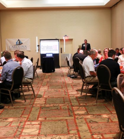 CAGC Charlotte lunch