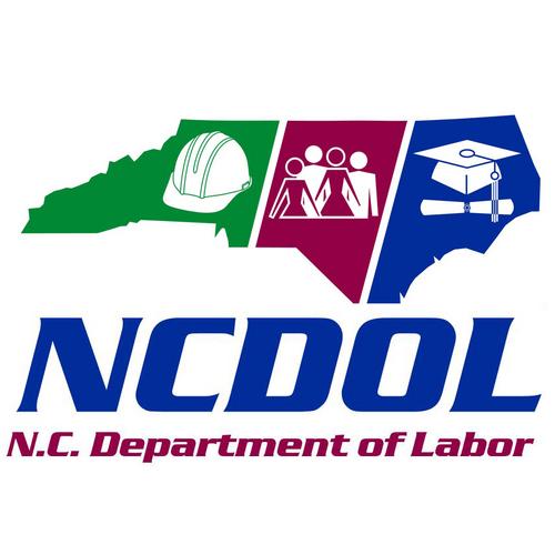 NCDOL logo