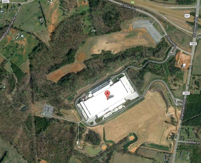 nc data center