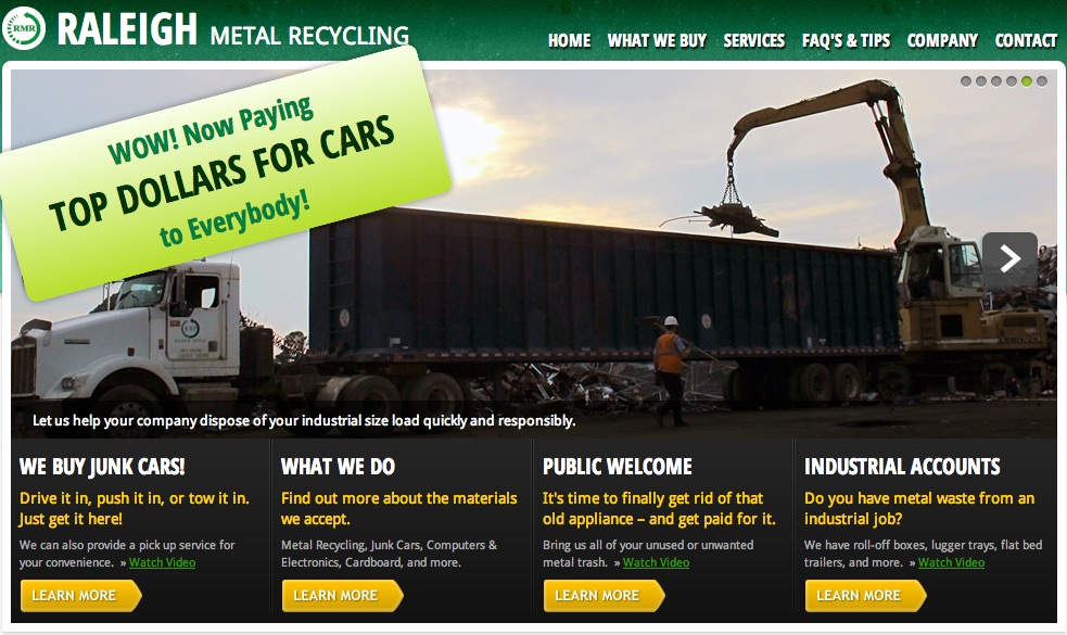 Raleigh Metal Recycling