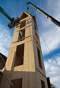gastonia wood tower