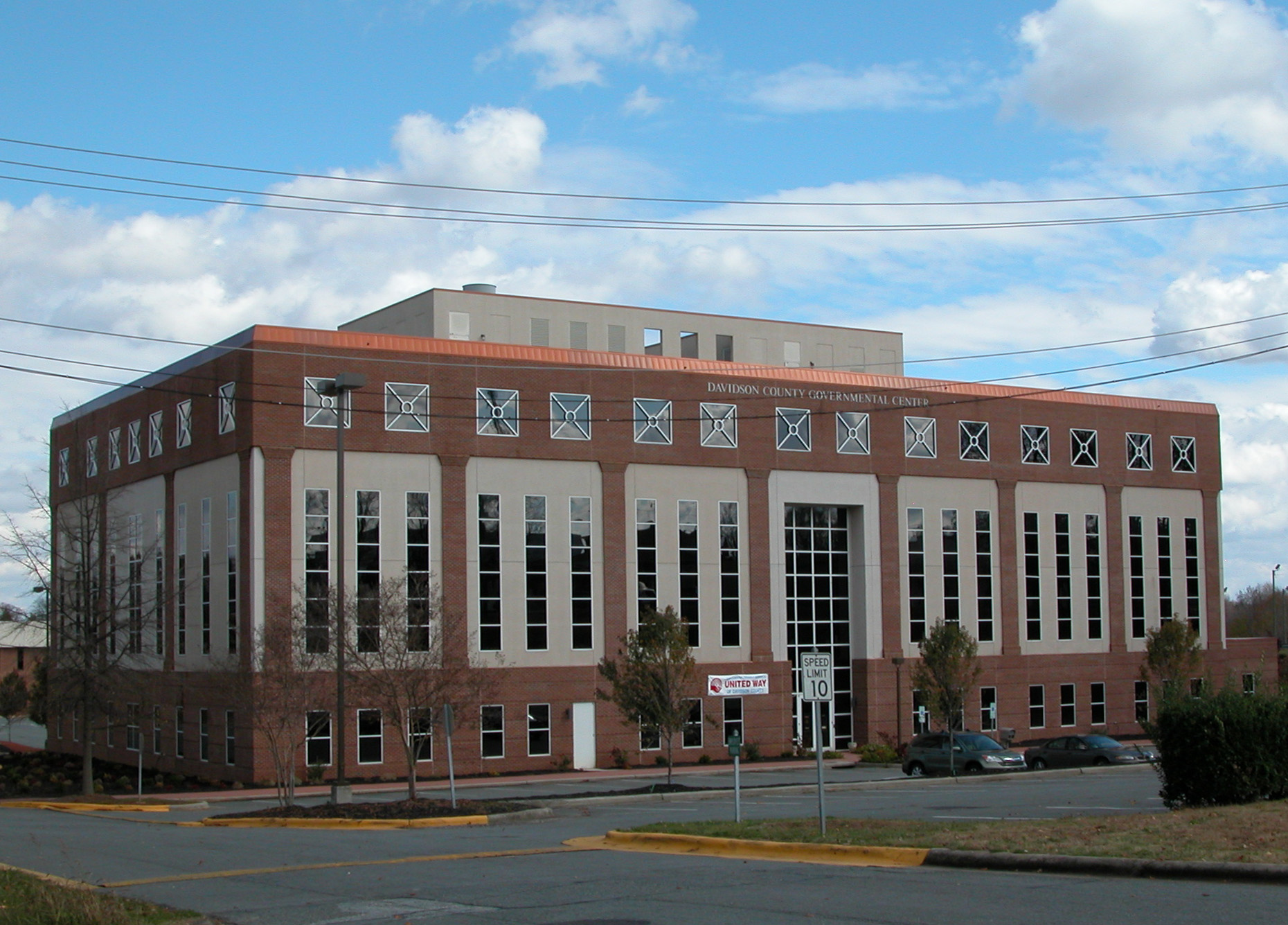 Davidson County Government Center