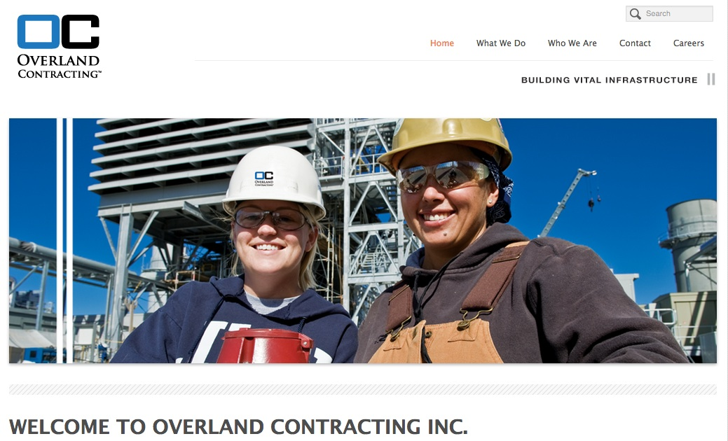 overland contracting