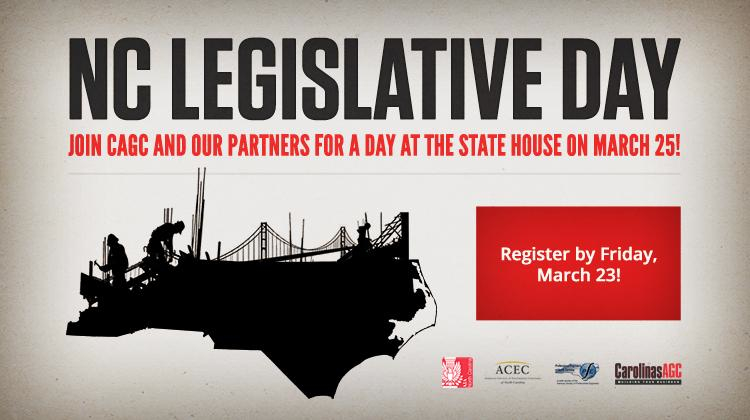 NC Legislative day