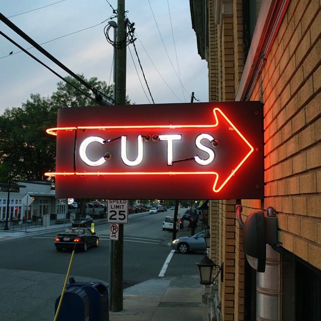 retro barbers