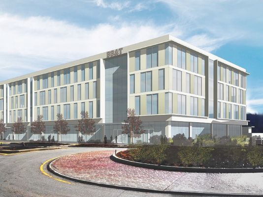 City Centre building Asheville