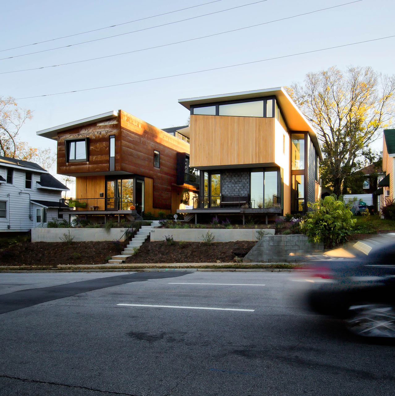 Raleigh Architecture Company Wins Award For Urban Infill