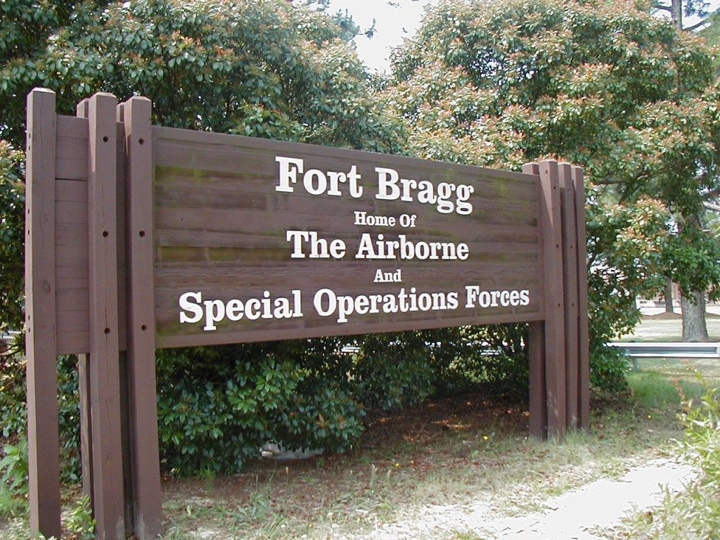 Ft. Bragg