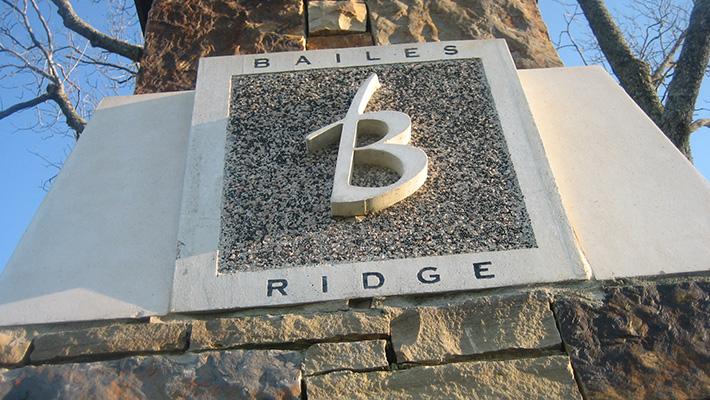 bailles ridge