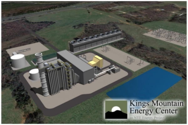 kings mountain energy center