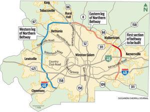 beltway map