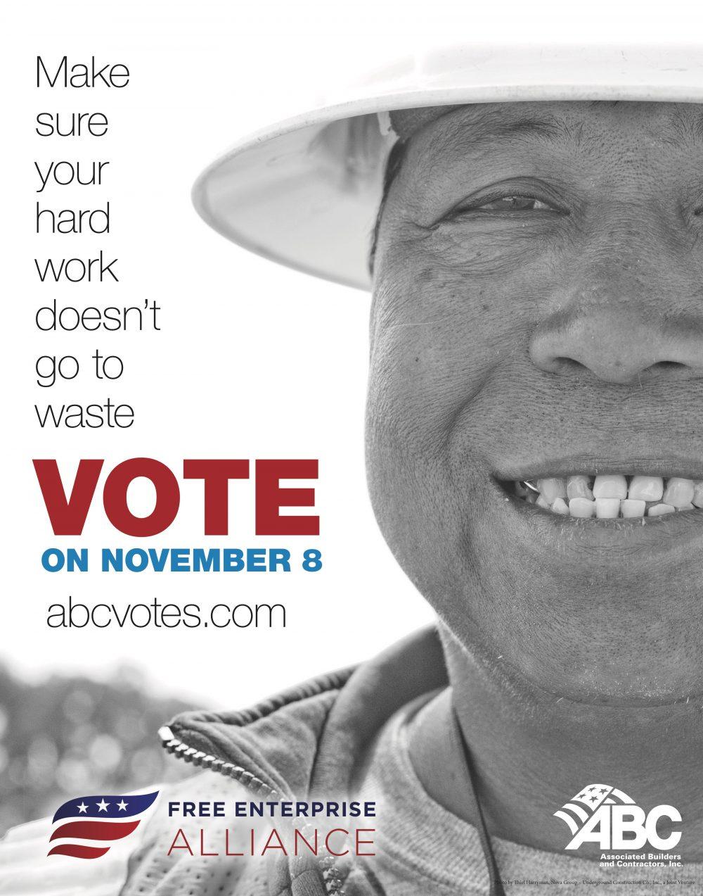abc votes poster