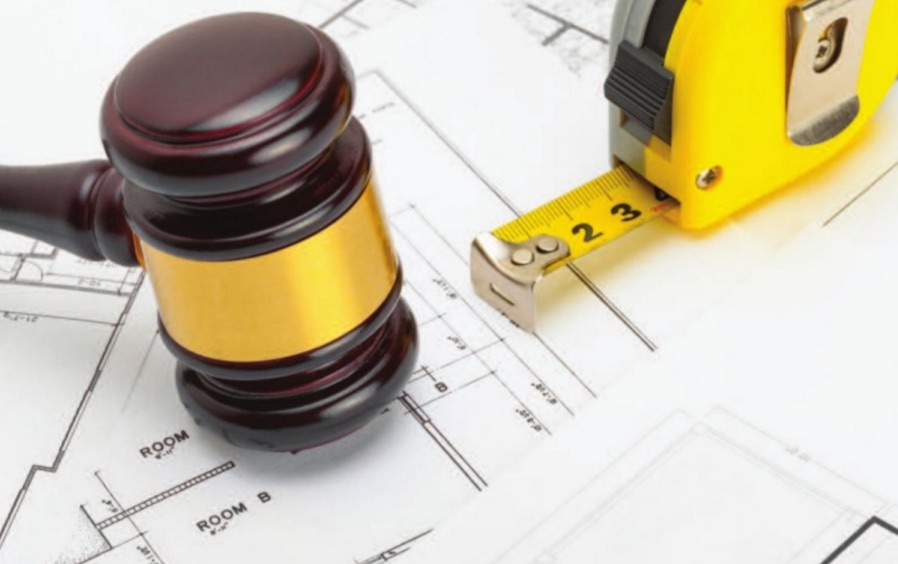 Construction law image