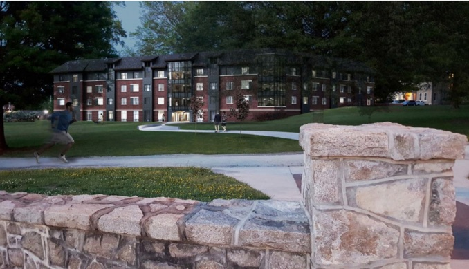 east campus residence hall