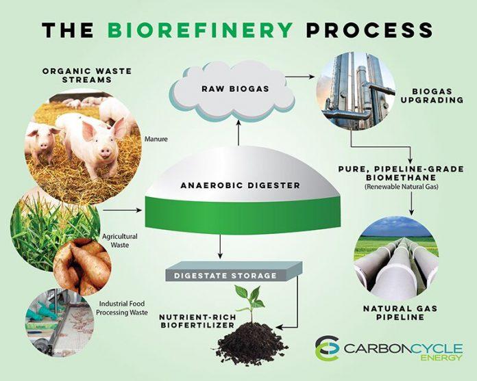 C2e biorefinery