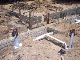 plumbing capital works