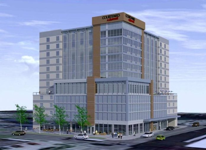 Winwood hotel raleigh project