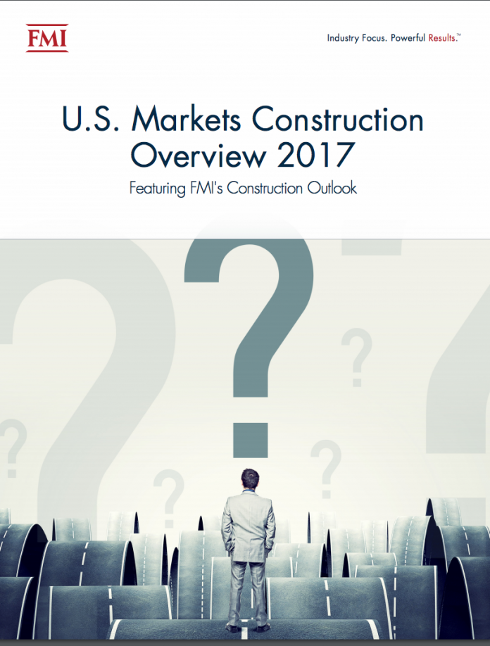 U.S. Markets Construction Overview 2017