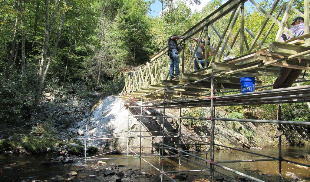 bridge arete structures
