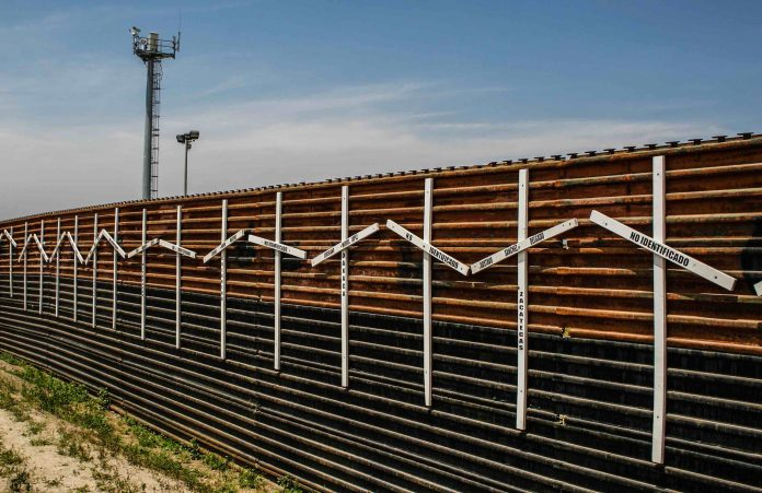 border wall us mexico