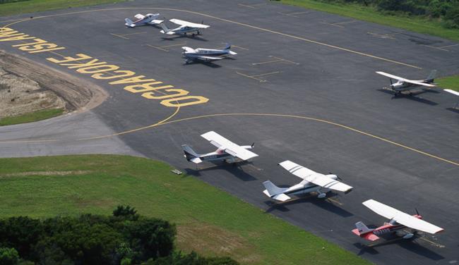 NCDOT airport