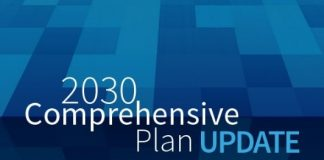 Cover of the 2030 Comprehensive Plan