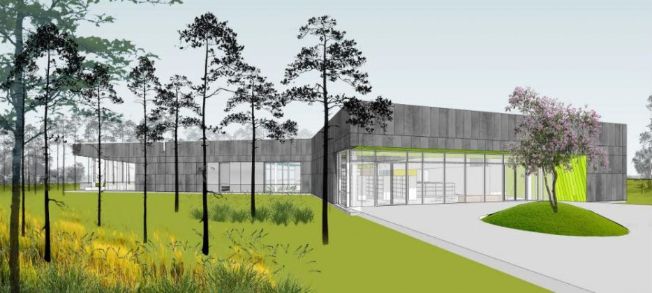 $5.5M Pine Valley Branch library aims to open January 2019 ...