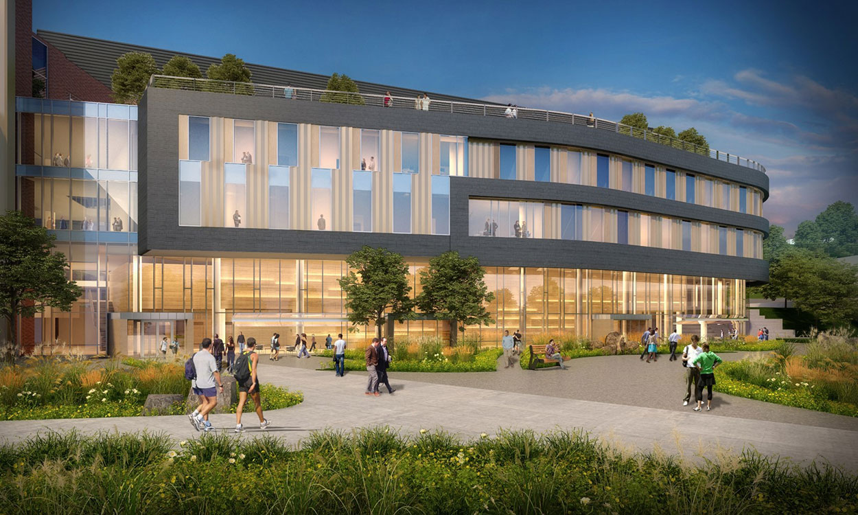 WCU Set to Break Ground On $110M Science Building | North Carolina Construction News