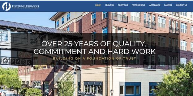 The Fortune-Johnson website