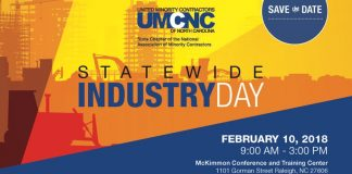 minority contractors statewide industry day