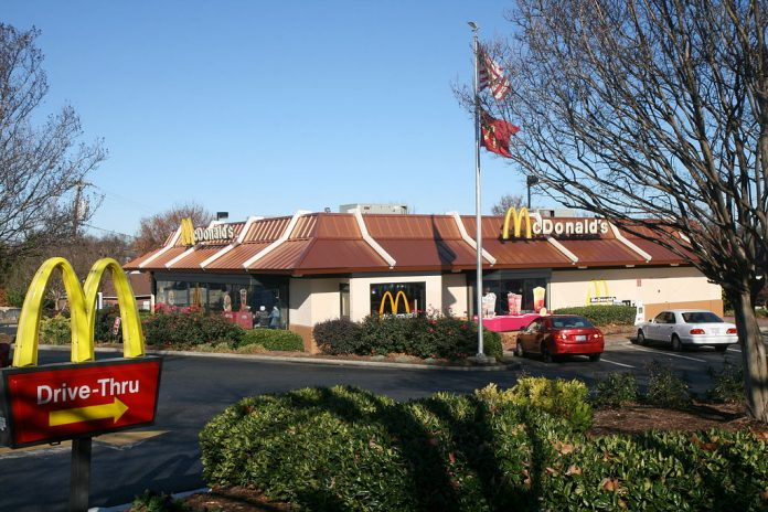 mcdonalds downtown durham