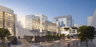 Charlotte Convention Center rendering