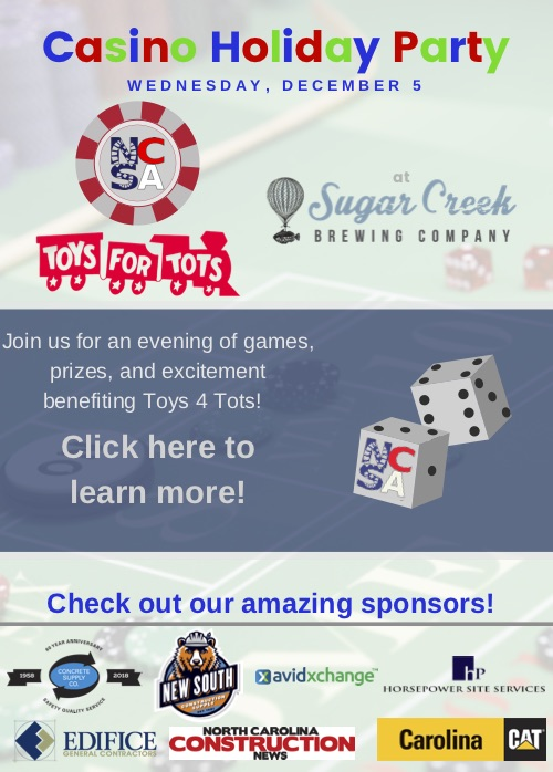 ncsa dec 2018 casino event flyer