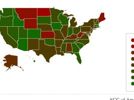 employment map agca