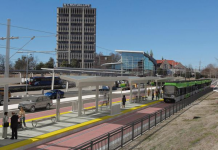 triangle light rail