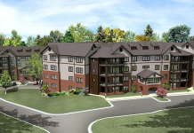 woodlands salemtowne rendering