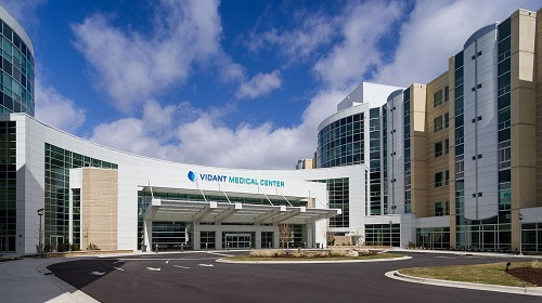Vidant Cancer Greenboro