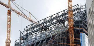 duke energy center construction