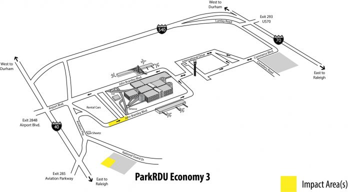 rdu impact areas