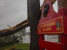 camp Lejeune storm