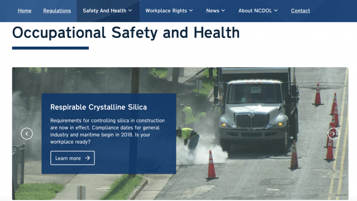 ncdol website