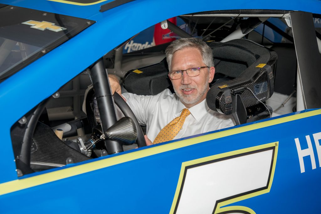WTCC President Scott Ralls