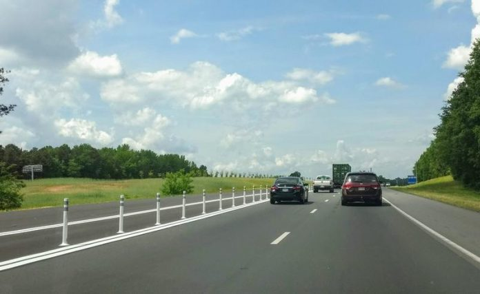 i77 toll lanes rendering