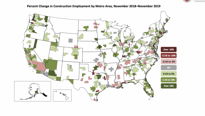 agc national employment map 2019