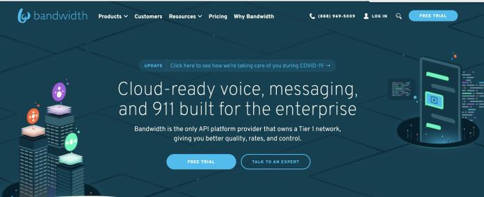 bamdwidth inc website