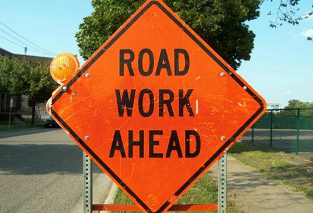 ncdot roadwork