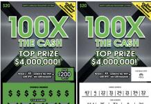100xcash ticket
