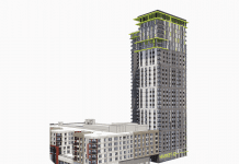 rendering of The Ellis